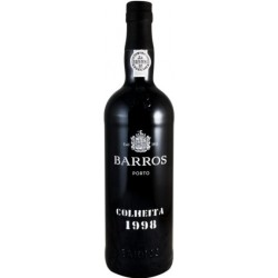 Barros Colheita 1997 Port Wine