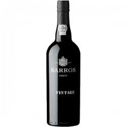 Barros Vintage 2003 Port Wine