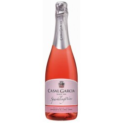 Casal Garcia Medium Dry Sparkling Rosé Wine