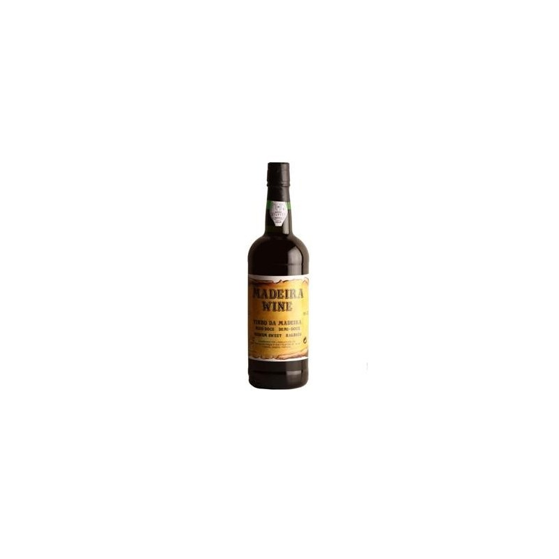 Wine Madeira Meio Doce