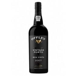 """Offley """"Boa Vista"""" Vintage 2007 Port Wine"""