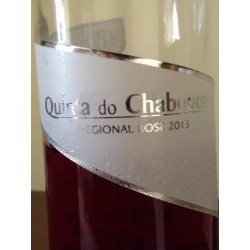 Quinta do Chabouco 2013 Rose Wine