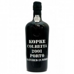 Kopke Colheita 2001 Port Wine