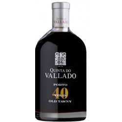 Quinta do Vallado 40 Years Old Port Wine (500ml)