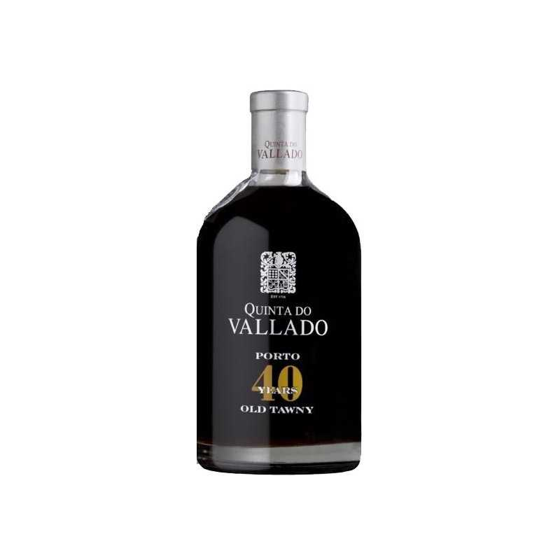Quinta do Vallado 40 Years Old Port Wine