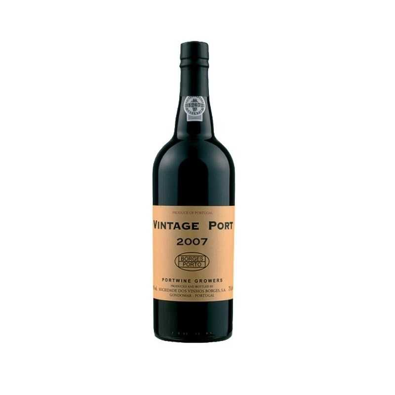 Borges Vintage 2007 Port Wine