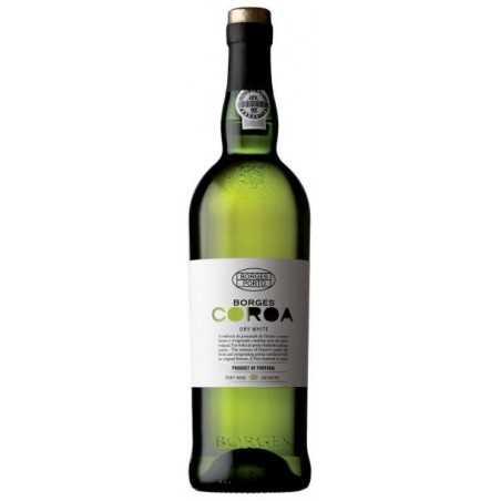 Borges Coroa Dry White Port Wine