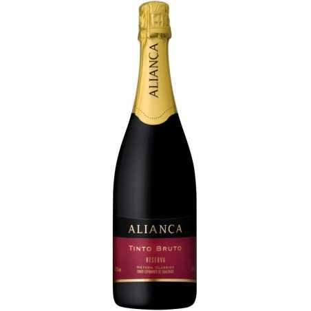 Aliança Reserva Bruto Sparkling Red Wine