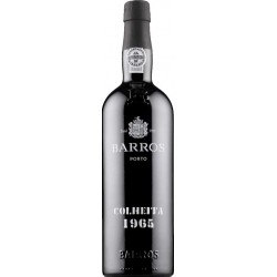 Barros Colheita 1965 Port Wine