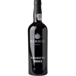 Barros Colheita 2003 Port Wine
