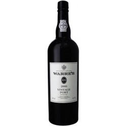 Warre´s Vintage 2000 Port  Wine