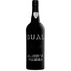 Blandy's Bual Vintage 1966 Double Magnum Madeira Wine