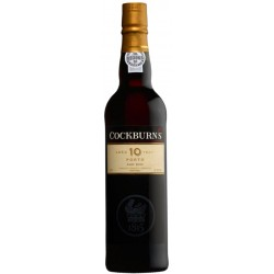 Cockburn's 10 Years Old Port Wine