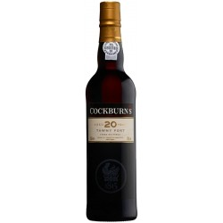 Cockburn's 20 Years Old Port Wine (500 ml)