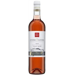 Entre II Santos 2014 Rosé Wine