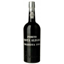 Vista Alegre Colheita 1995 Port Wine