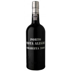 Vista Alegre Colheita 2000 Port Wine