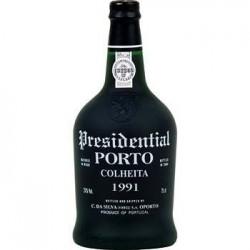 Presidential Colheita 1991 Port Wine