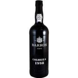 Barros Colheita De 1998 Vinho Do Porto