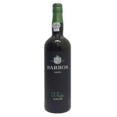 Barros Dry White Port Wine