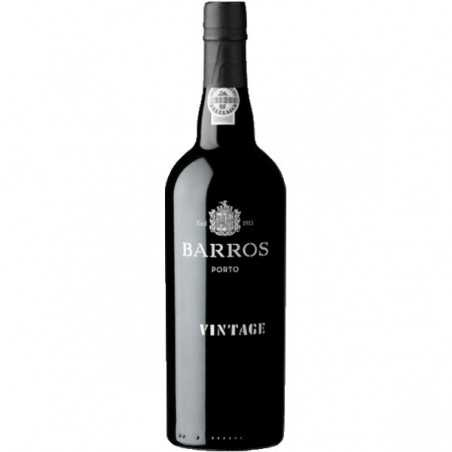 Barros Vintage 2005 Port Wine