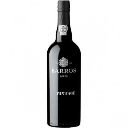 Barros Vintage 2007 Port Wine
