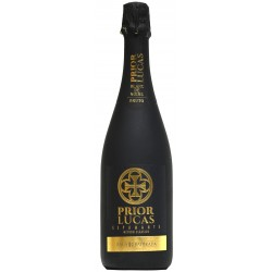 Prior Lucas Baga Blanc de Noirs 2015 Sparkling White Wine
