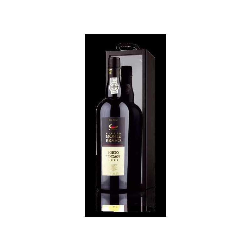 Monte Bravo Vintage 1999 Port Wine