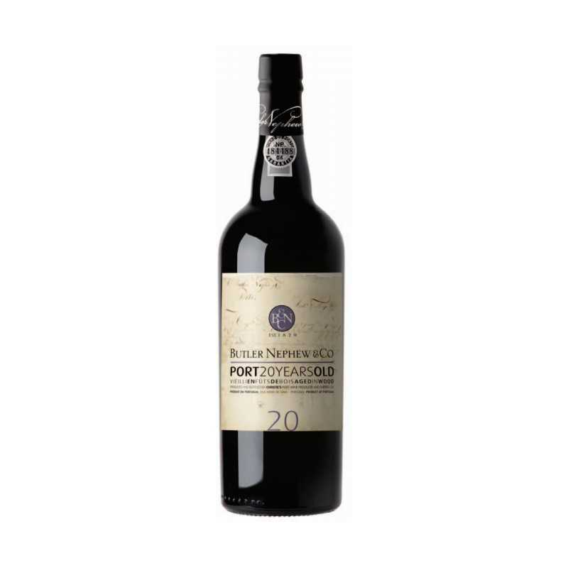 Butler Nephew's 20 Years Old Port Wine