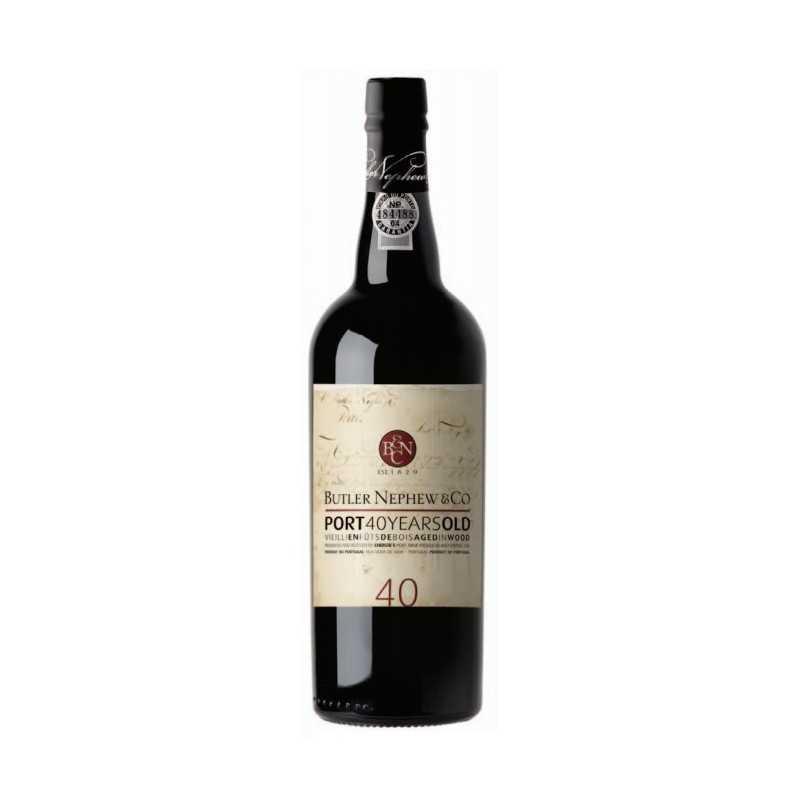 Butler Nephew's 40 Years Old Port Wine
