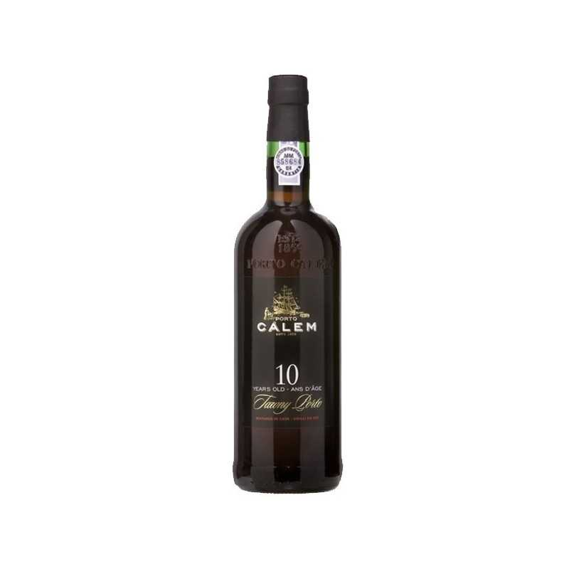 Calem 10 Years Old Port Wine