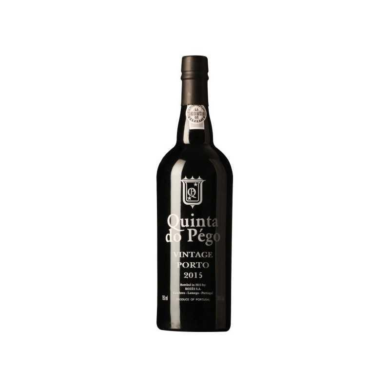 Quinta do Pégo Vintage 2015 Port Wine
