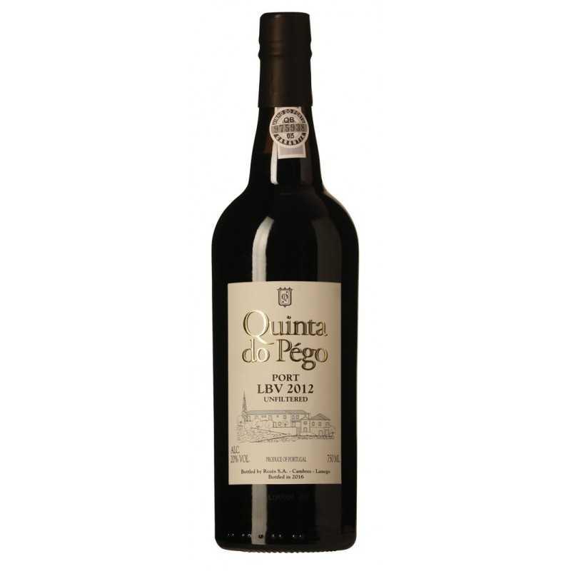 Quinta do Pégo LBV 2012 Port Wine