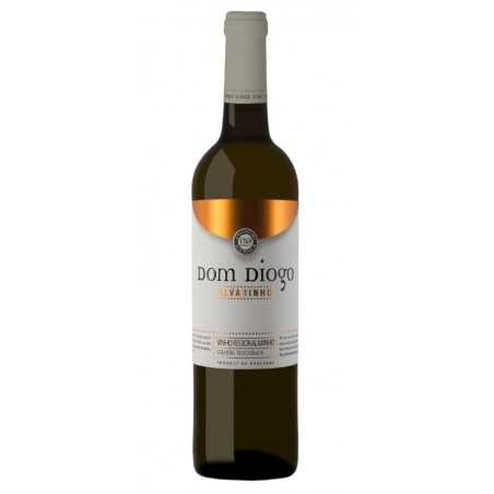 Dom Diogo 2017 Alvarinho Weißwein