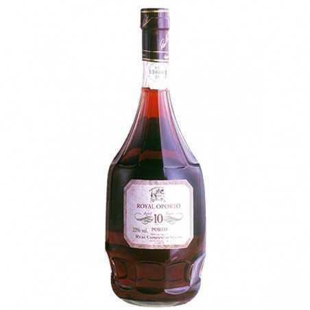 Real Companhia Velha Royal Oporto 10 Years Port Wine
