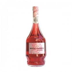 Real Companhia Velha Royal Oporto Rosé Portwein