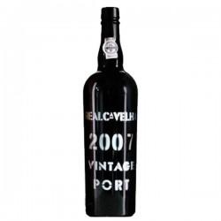Real Companhia Velha Vintage 2007 Port Wine