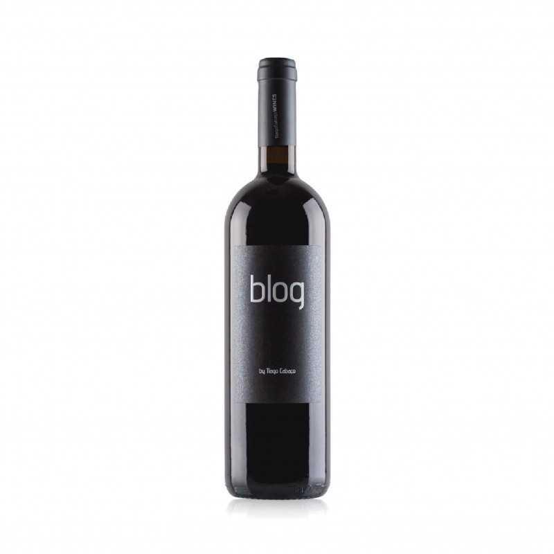 Blog by Tiago Cabaço 2014 Red Wine