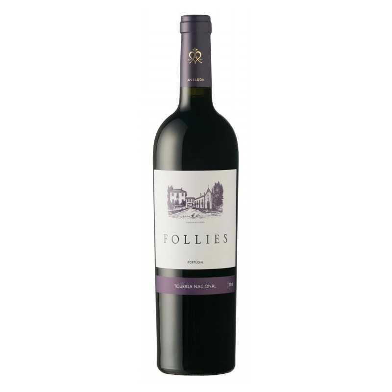 Follies Touriga Nacional 2015 Red Wine