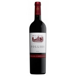 Follies Touriga Nacional & Cabernet Sauvignon 2012 Red Wine
