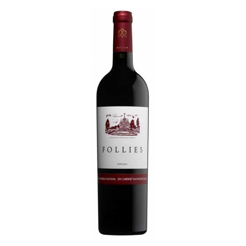 Follies Touriga Nacional & Cabernet Sauvignon 2012 Red Wine