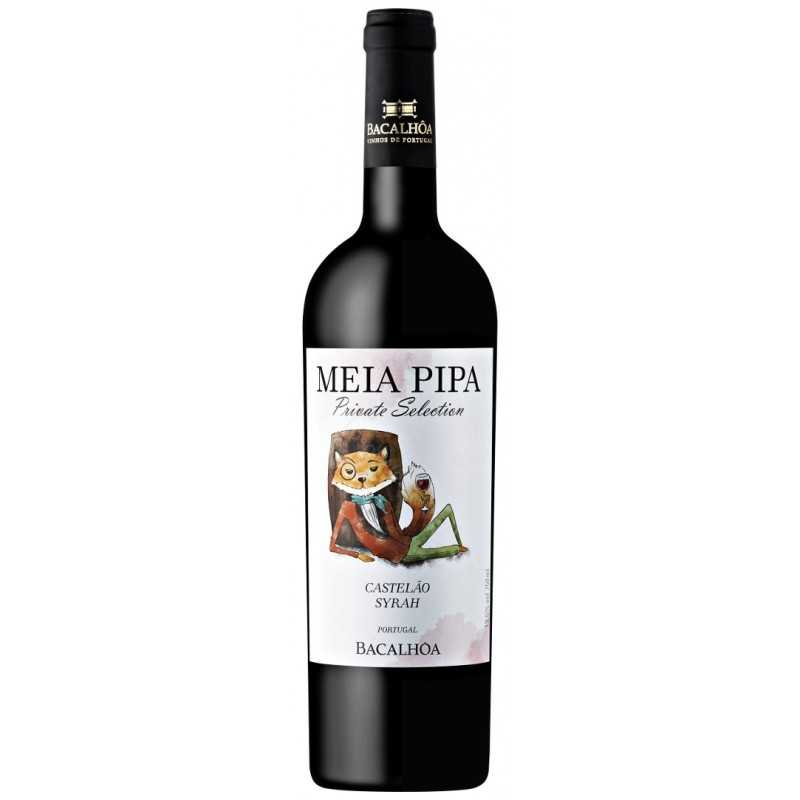 Meia Pipa Private Selection 2014 Red Wine