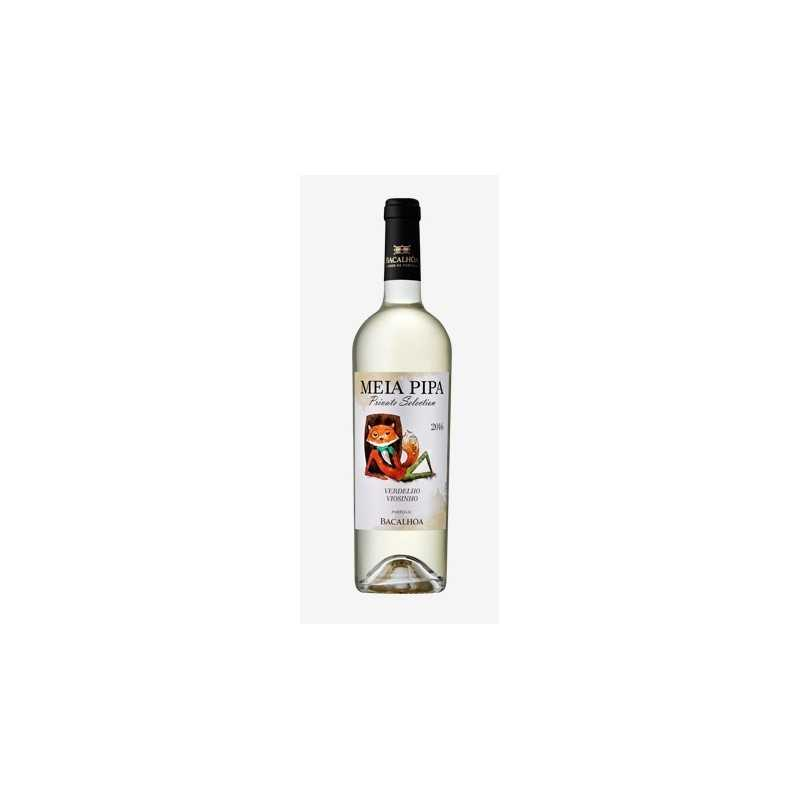 Meia Pipa Private Selection 2016 White Wine