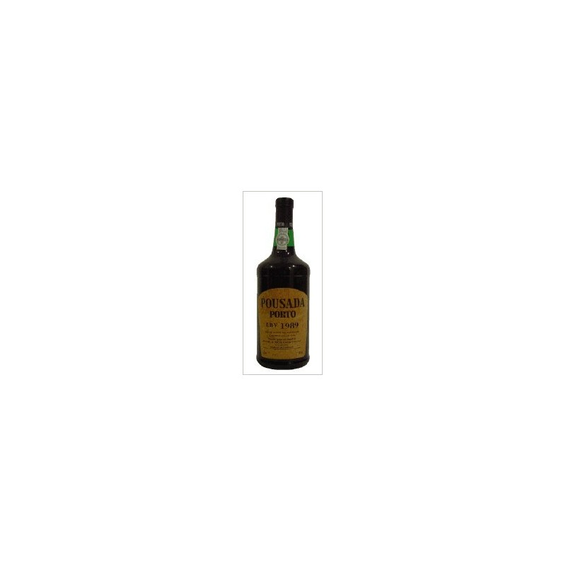 Pousada lbv 1989 Port Wine