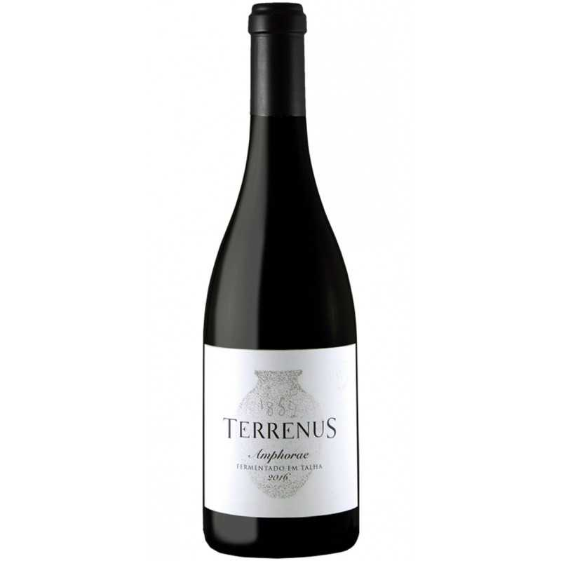 Herdade dos Grous Moon Harvested 2016 Rotwein