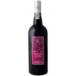 Barros Colheita 2008 Port Wine