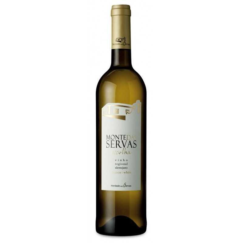 Monte das Servas Escolha de Vino Blanco