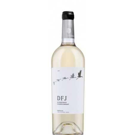 DFJ Alvarinho & Chardonnay 2011 White Wine