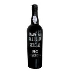 Barbeito Frasqueira Sercial 1992 Madeira Wein