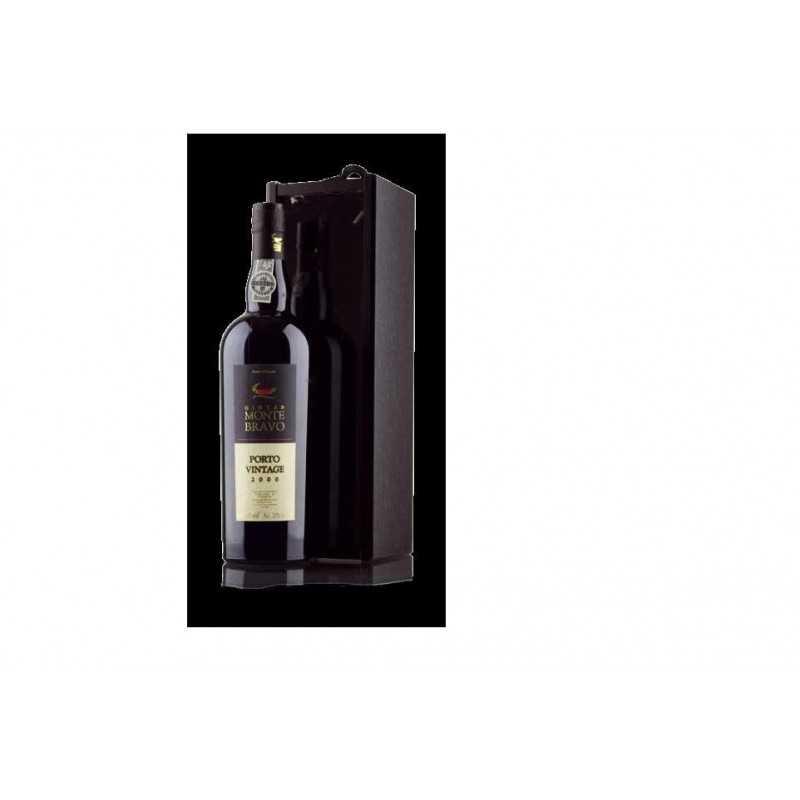 Vinho do Porto Monte Bravo Vintage 2000
